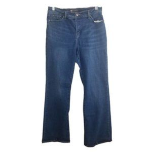 Levis Perfectly Slimming Boot Cut Jeans Size 12M
